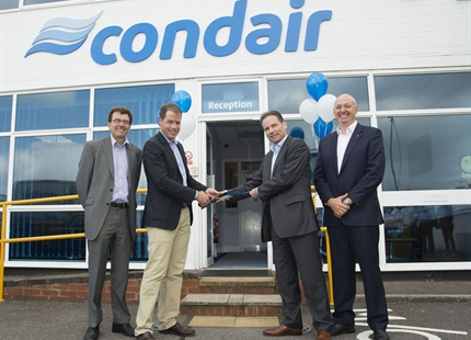 JS Humidifiers rebrands to Condair plc