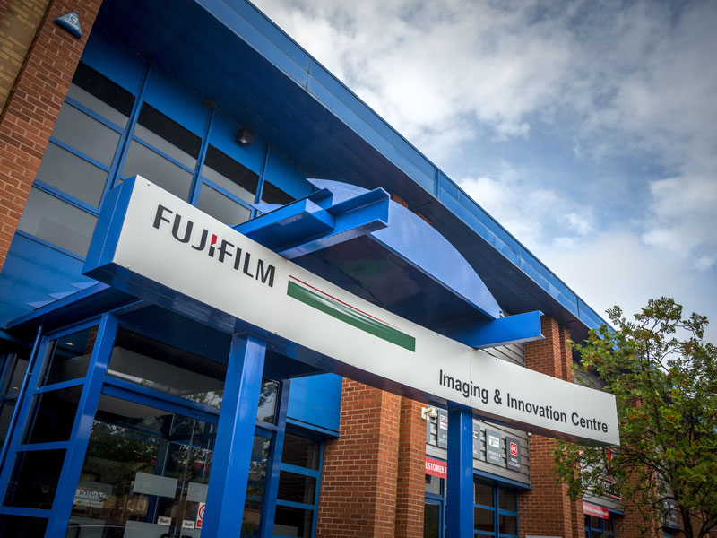 The Fujifilm Imaging and Innovation Centre in Bedford